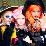Halloween Party для детей в клубе SmileandCo!
